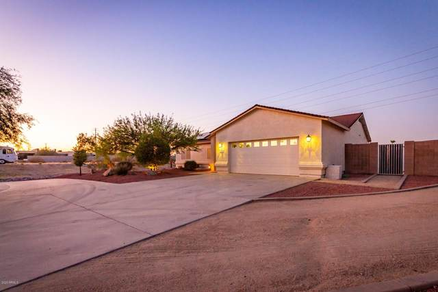 23304 W Hammond Lane, Buckeye, AZ 85326 (MLS #6141168) :: John Hogen | Realty ONE Group