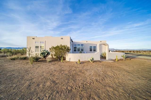 52730 W Williams Road, Aguila, AZ 85320 (MLS #6141174) :: The W Group