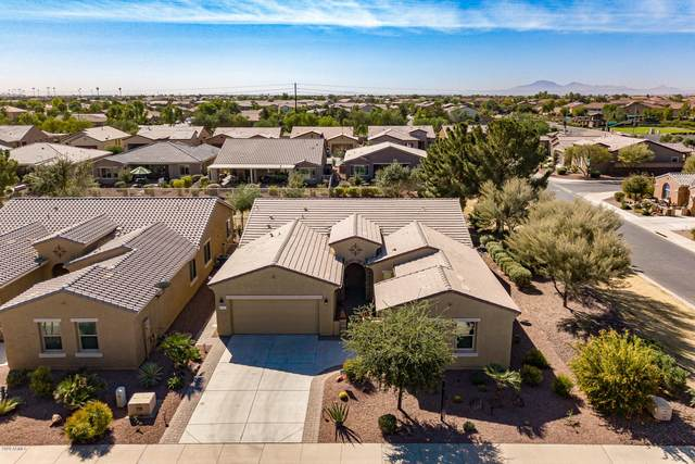 42223 W Solitare Drive, Maricopa, AZ 85138 (MLS #6141181) :: Midland Real Estate Alliance