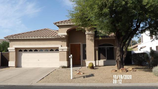 152 S Nebraska Street, Chandler, AZ 85225 (MLS #6141205) :: neXGen Real Estate