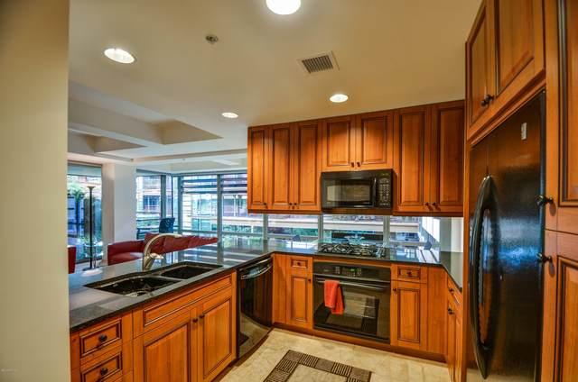 7141 E Rancho Vista Drive #4007, Scottsdale, AZ 85251 (#6141241) :: Luxury Group - Realty Executives Arizona Properties