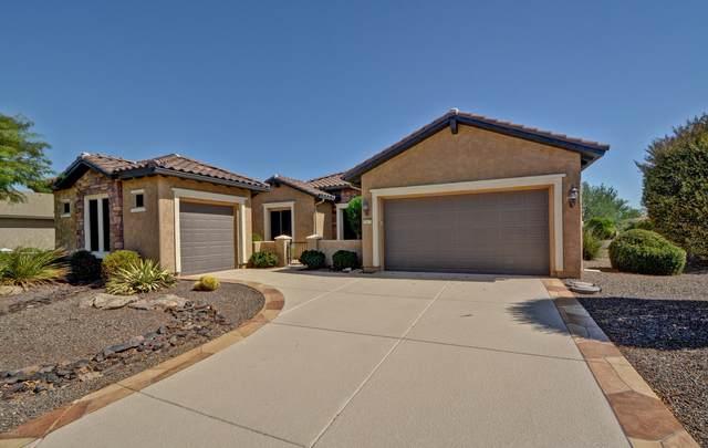 20473 N 266TH Avenue, Buckeye, AZ 85396 (MLS #6141295) :: Long Realty West Valley
