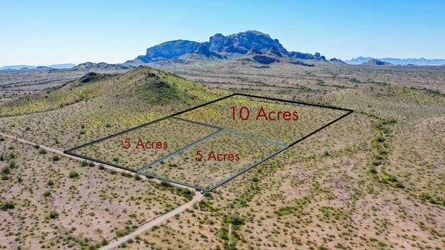 1XXX S 439 Avenue, Tonopah, AZ 85354 (MLS #6141391) :: Devor Real Estate Associates