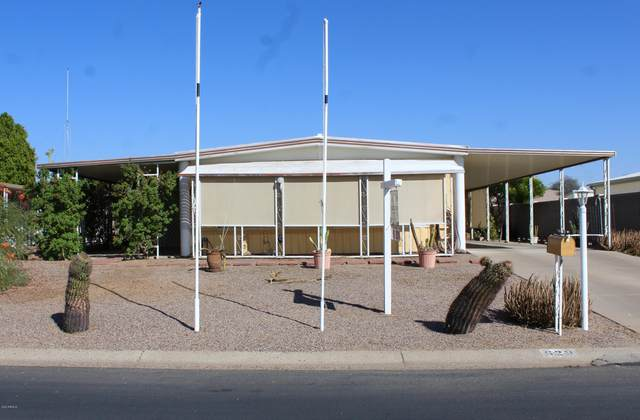 629 S 87TH Place, Mesa, AZ 85208 (MLS #6141399) :: Brett Tanner Home Selling Team