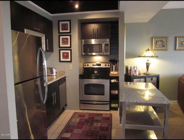 4750 N Central Avenue 4B, Phoenix, AZ 85012 (MLS #6141438) :: Brett Tanner Home Selling Team