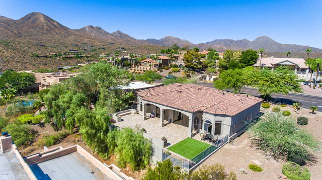 14851 E Golden Eagle Boulevard, Fountain Hills, AZ 85268 (MLS #6141481) :: The Daniel Montez Real Estate Group