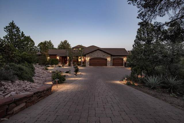 2508 E Rim Club Drive, Payson, AZ 85541 (MLS #6141548) :: John Hogen | Realty ONE Group