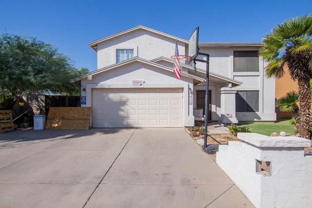 8730 W Vernon Avenue, Phoenix, AZ 85037 (MLS #6141563) :: ASAP Realty