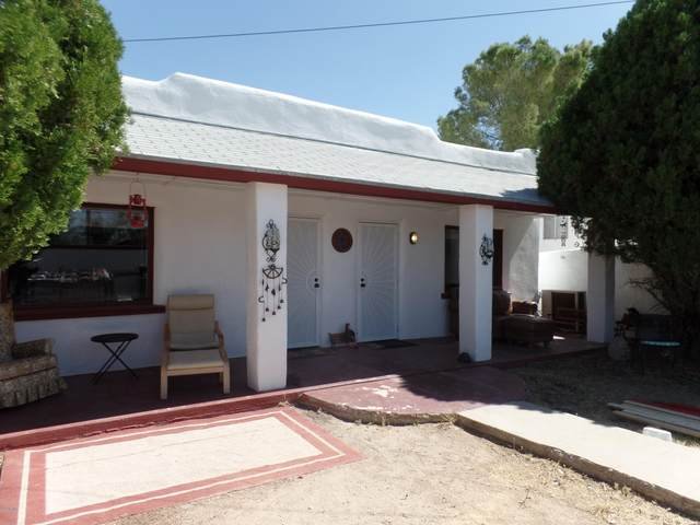 116 N 3RD Street, Tombstone, AZ 85638 (MLS #6141568) :: Keller Williams Realty Phoenix