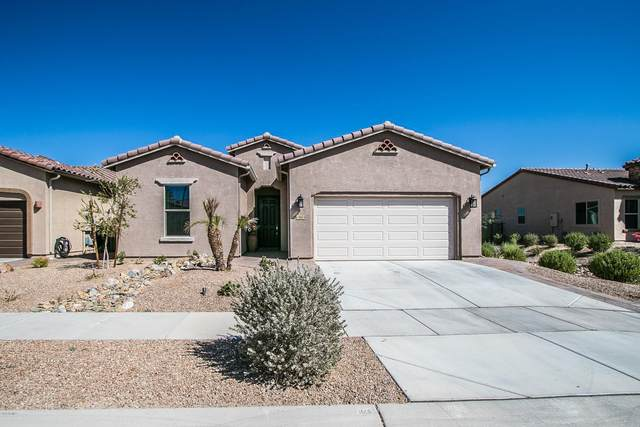 2642 E Marcos Drive, Casa Grande, AZ 85194 (MLS #6141577) :: The J Group Real Estate | eXp Realty