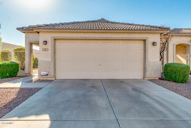 46 N Entrada Place, Chandler, AZ 85226 (MLS #6141593) :: Arizona Home Group