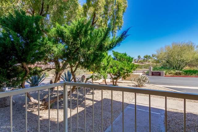 7402 E Carefree Drive #101, Carefree, AZ 85377 (MLS #6141609) :: Maison DeBlanc Real Estate