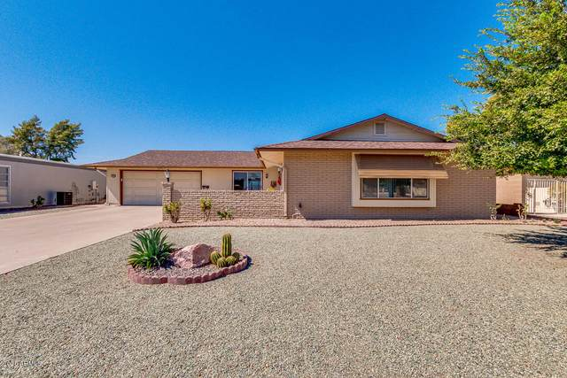 16234 N 111TH Avenue, Sun City, AZ 85351 (MLS #6141642) :: Scott Gaertner Group