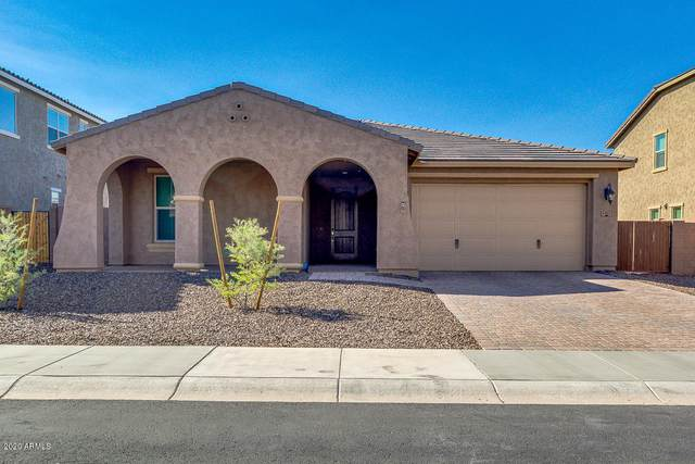 11863 W Nadine Way, Peoria, AZ 85383 (MLS #6141649) :: The Laughton Team