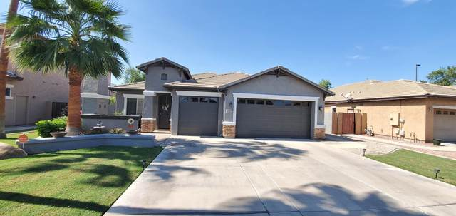 3122 S Seton Avenue, Gilbert, AZ 85295 (MLS #6141674) :: Arizona Home Group