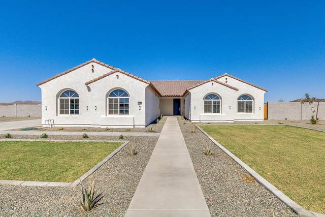 556 W Weld Street, San Tan Valley, AZ 85143 (MLS #6141684) :: Arizona Home Group