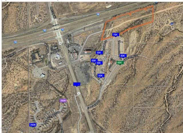 Hwy10 Freeway Frontage N Sr90 Freeway, Benson, AZ 85602 (#6141791) :: Long Realty Company