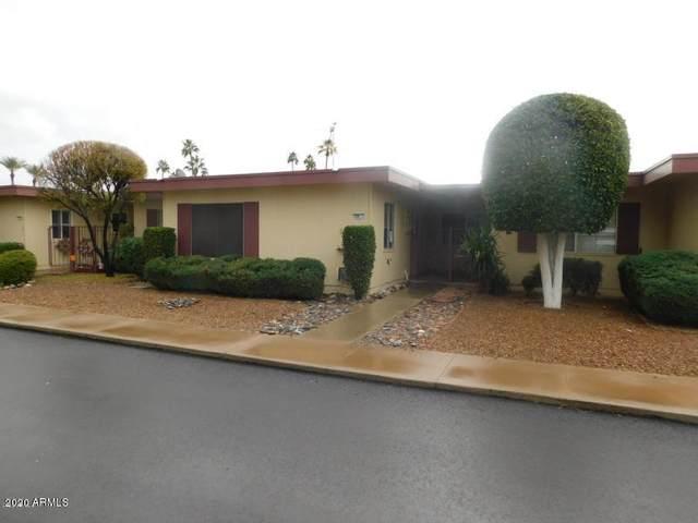 13706 N 98TH Avenue E, Sun City, AZ 85351 (MLS #6141811) :: The Garcia Group