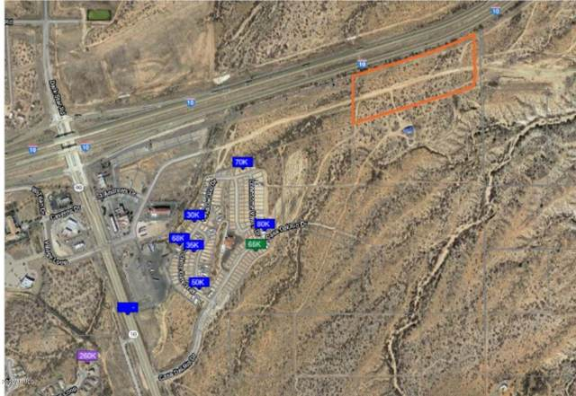 Hwy10 Freeway Frontage South Sr90 Freeway, Benson, AZ 85602 (MLS #6141826) :: BVO Luxury Group