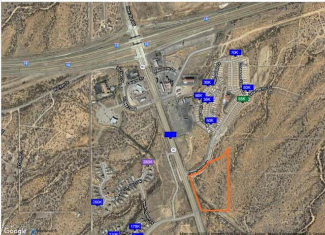 Hwy10/SR90 Intersection Freeway Frontage Freeway, Benson, AZ 85602 (#6141834) :: Long Realty Company