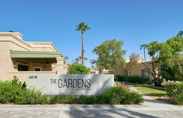 4015 N 78TH Street #102, Scottsdale, AZ 85251 (#6141881) :: Luxury Group - Realty Executives Arizona Properties