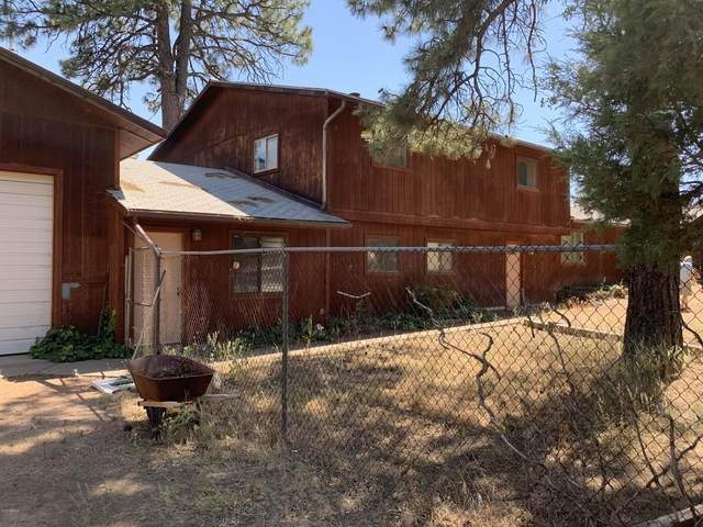 901 E Granite Dells Road, Payson, AZ 85541 (MLS #6141921) :: Walters Realty Group