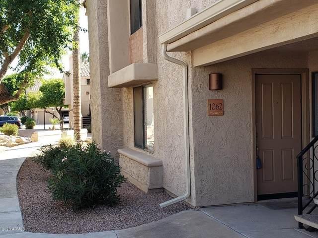 10115 E Mountain View Road #1062, Scottsdale, AZ 85258 (MLS #6141944) :: Brett Tanner Home Selling Team