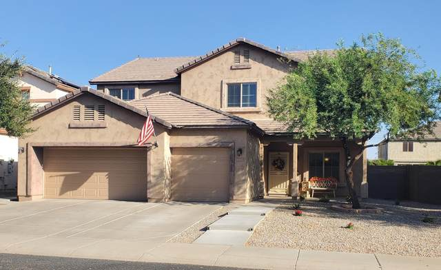30245 W Crittenden Lane, Buckeye, AZ 85396 (MLS #6142010) :: Arizona Home Group