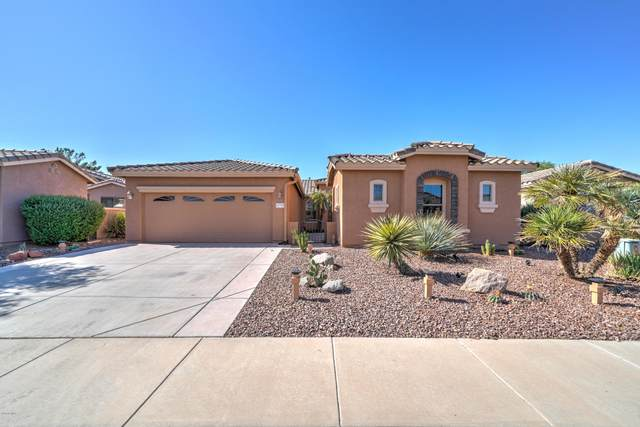 42793 W Whispering Wind Lane, Maricopa, AZ 85138 (MLS #6142124) :: My Home Group