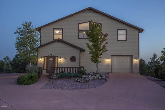 1301 W Aviator Circle, Payson, AZ 85541 (MLS #6142132) :: Lucido Agency