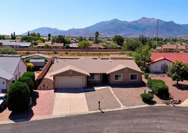 3616 Miller Street, Sierra Vista, AZ 85650 (MLS #6142139) :: Nate Martinez Team