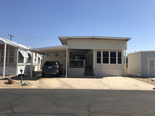 17200 W Bell Road #988, Surprise, AZ 85374 (MLS #6142171) :: The Property Partners at eXp Realty