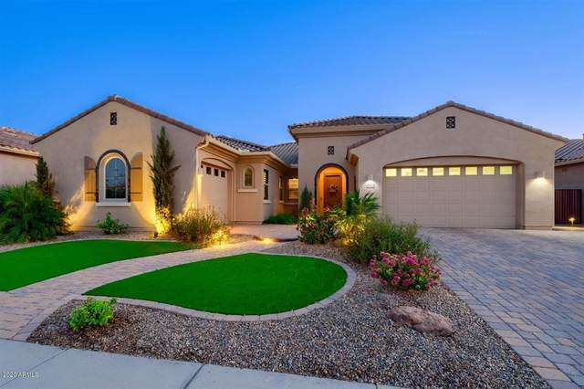 3523 E Honeysuckle Drive, Chandler, AZ 85286 (MLS #6142177) :: John Hogen | Realty ONE Group
