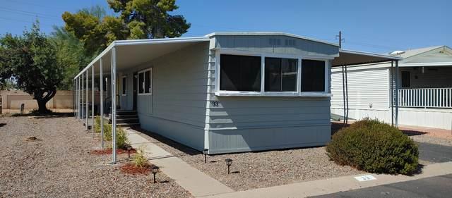 2609 W Southern Avenue #33, Tempe, AZ 85282 (MLS #6142179) :: Conway Real Estate