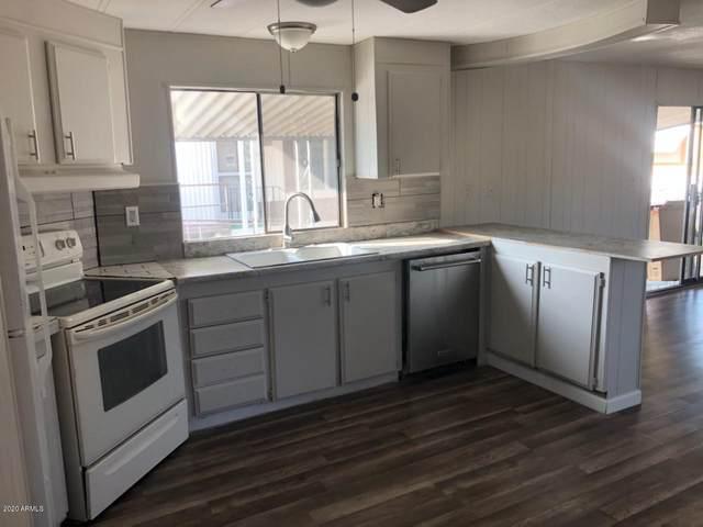 2609 W Southern Avenue #333, Tempe, AZ 85282 (MLS #6142182) :: Conway Real Estate