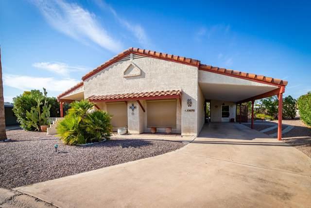 654 S 83RD Way, Mesa, AZ 85208 (MLS #6142215) :: Walters Realty Group