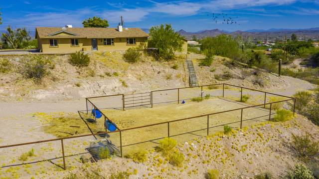 515 S Los Altos Drive, Wickenburg, AZ 85390 (MLS #6142256) :: The Riddle Group