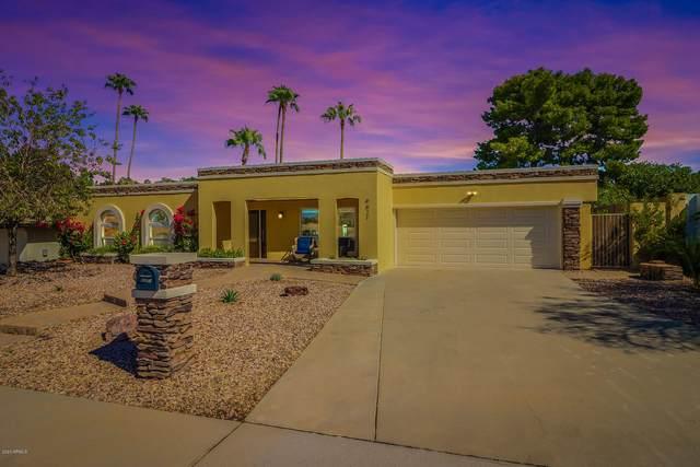 9621 N 32ND Street, Phoenix, AZ 85028 (MLS #6142277) :: Devor Real Estate Associates