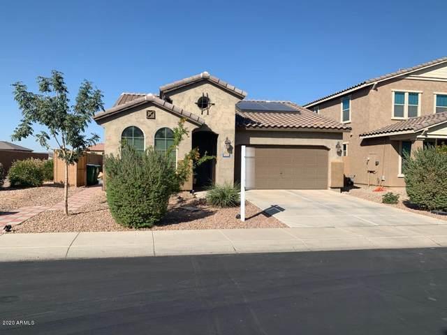 21576 N Liles Lane, Maricopa, AZ 85138 (MLS #6142280) :: Arizona 1 Real Estate Team