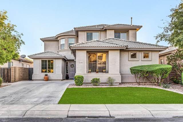 43813 W Snow Drive, Maricopa, AZ 85138 (MLS #6142299) :: Devor Real Estate Associates