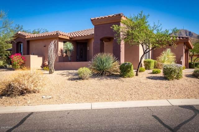 11444 E Raintree Drive, Scottsdale, AZ 85255 (MLS #6142338) :: The W Group
