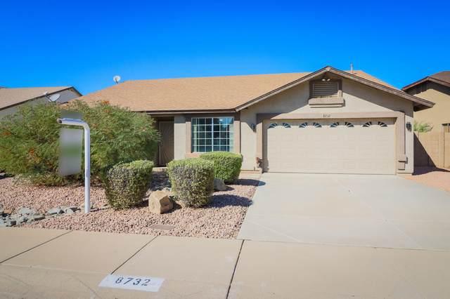 8732 W Tuckey Lane, Glendale, AZ 85305 (MLS #6142345) :: Long Realty West Valley