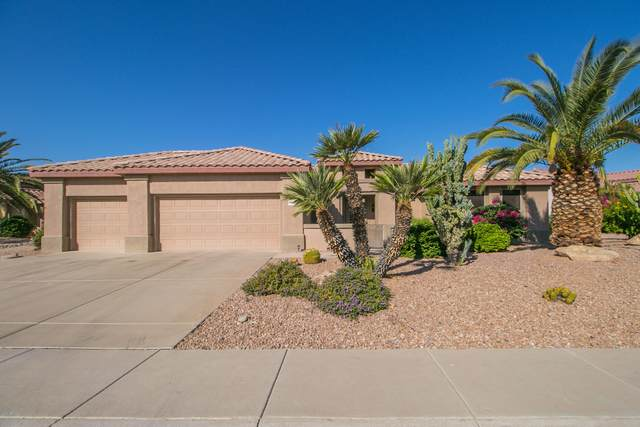 16036 W Sandia Park Drive, Surprise, AZ 85374 (MLS #6142348) :: Arizona Home Group