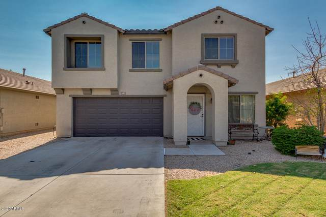 1887 W Desert Seasons Drive, San Tan Valley, AZ 85142 (MLS #6142425) :: D & R Realty LLC