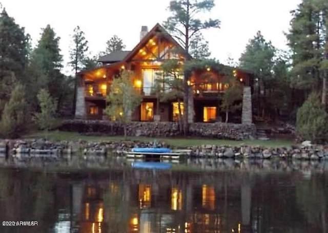 660 Pine Creek Drive, Lakeside, AZ 85929 (MLS #6142513) :: Brett Tanner Home Selling Team