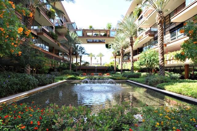 7131 E Rancho Vista Drive #2002, Scottsdale, AZ 85251 (MLS #6142669) :: Walters Realty Group