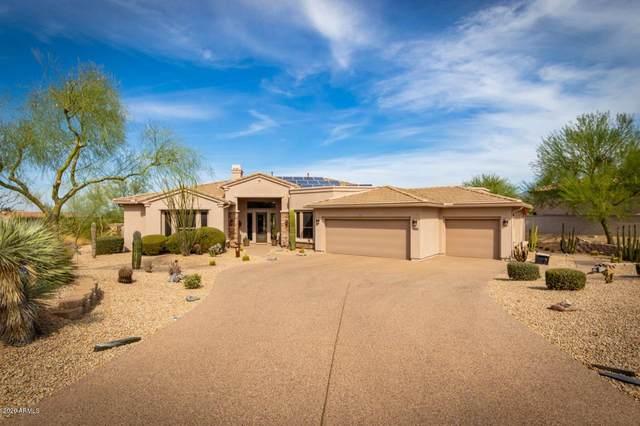9692 E Summit Lane, Scottsdale, AZ 85262 (MLS #6142672) :: The Riddle Group
