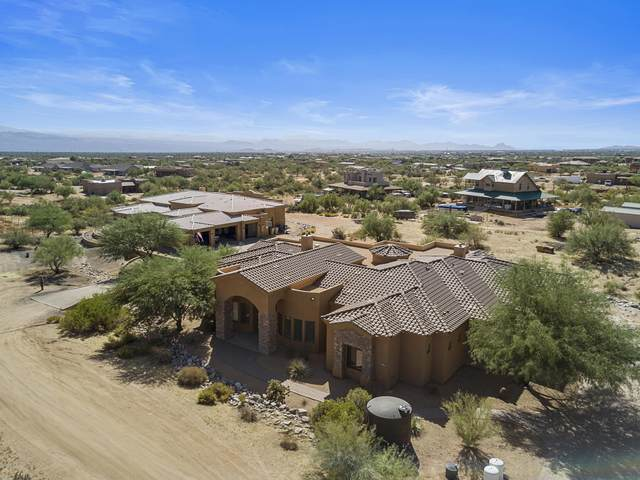 34317 N 138TH Street, Scottsdale, AZ 85262 (MLS #6142716) :: BVO Luxury Group