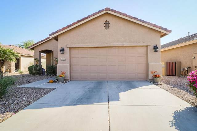 22615 W Moonlight Path, Buckeye, AZ 85326 (MLS #6142783) :: Brett Tanner Home Selling Team