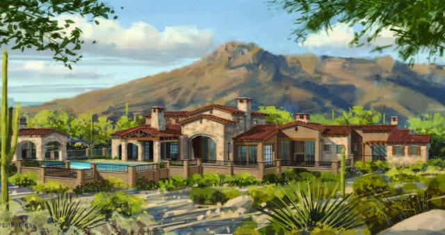 99XX N Cougar Canyon-Lot B2a Road, Prescott, AZ 86305 (MLS #6142838) :: The W Group